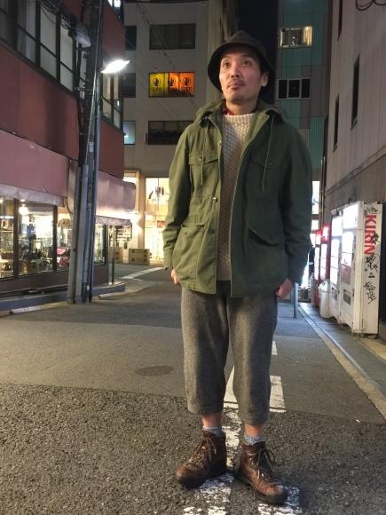 使えるオリーブ・グリーン!!! (T.W.神戸店)_c0078587_15095594.jpg
