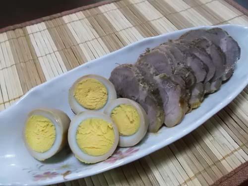 自家製焼き豚きゅうりの粕漬け味を調整_f0019498_10463909.jpg