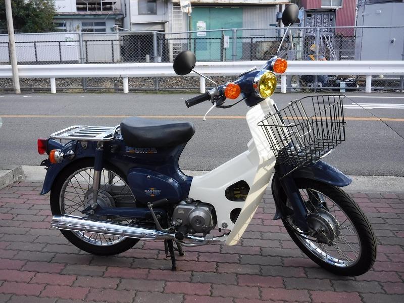 スーパーカブ50改90中古車売約済み!_e0157602_18334528.jpg