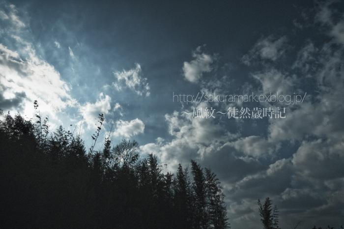 凍える空。_f0235723_1725424.jpg