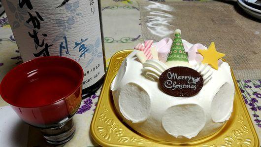 クリスマスの夜ご飯_c0162128_15581537.jpg