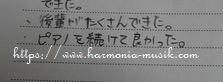 ピアノ教室☆今回の勉強会は・・☆茶々丸正月ごはん_d0165645_12530151.jpg