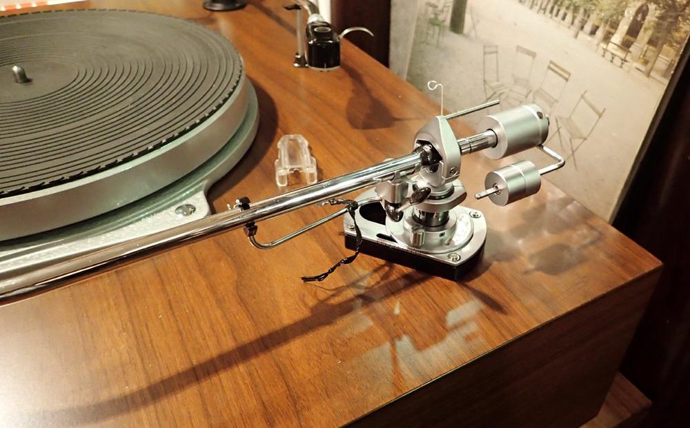 ガラード301ハンマートーン・3本アーム仕様を制作。_b0262449_14112554.jpg