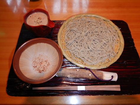 酒と蕎麦の日々49 箱根湯本茶屋 じねん蕎麦 つくも_f0175450_85453.jpg