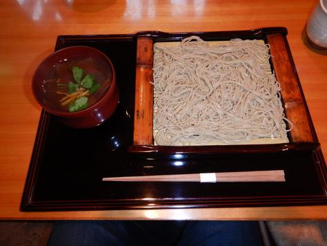 酒と蕎麦の日々49 箱根湯本茶屋 じねん蕎麦 つくも_f0175450_86478.jpg