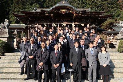 平成30年 始業式、梶岡建設・梶和会合同新春会を行いました_f0151251_11412895.jpg