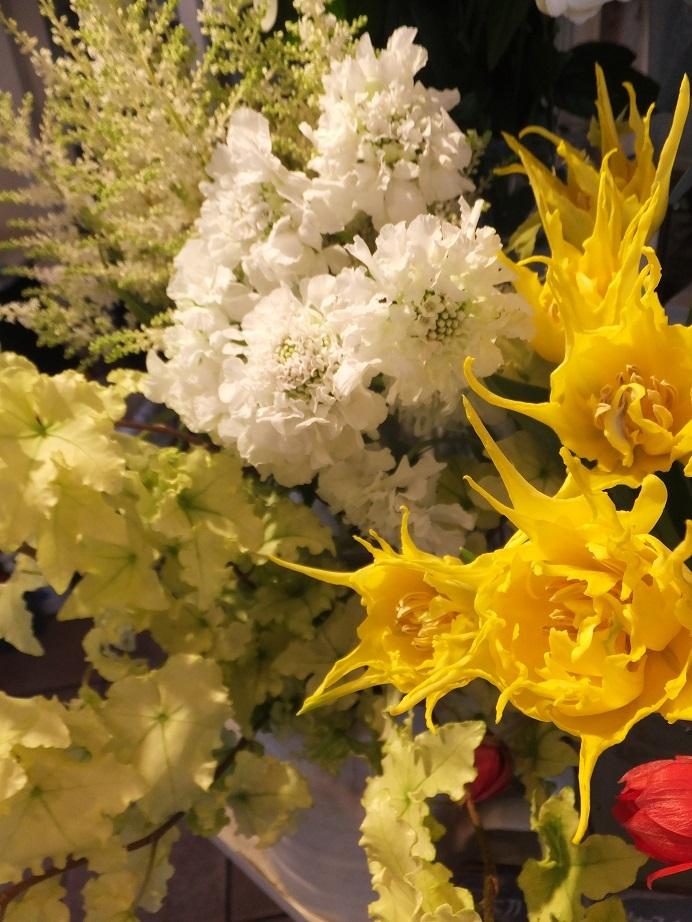 オークリーフ(初春の花)_f0049672_18034473.jpg