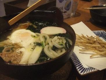 増田うどん再訪 「チーズカレーうどん」「鍋焼きうどん」 美味しい!_f0362073_21003132.jpg