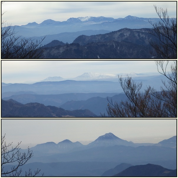 干支の山・・犬ヶ岳~求菩提山周回_e0164643_12444448.jpg