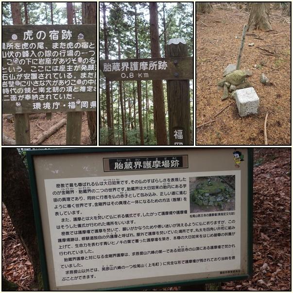 干支の山・・犬ヶ岳~求菩提山周回_e0164643_12455209.jpg
