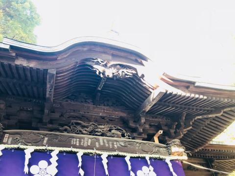 谷保天満宮お詣り_a0153945_08130196.jpg
