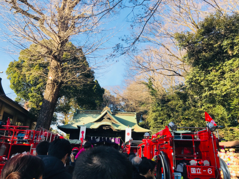 谷保天満宮お詣り_a0153945_08133245.jpg