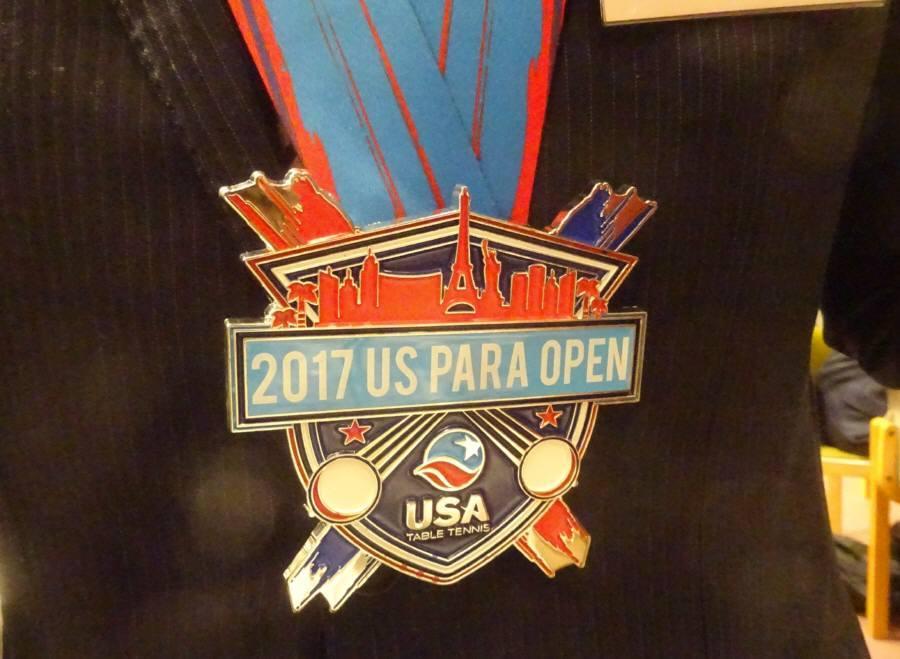 2017 US PARA OPEN の団体銀メダル_f0059673_23120406.jpg
