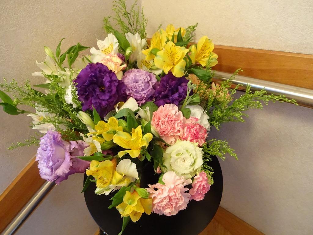 頂き物の花々でうちが華々しく彩る_d0061678_11564963.jpg