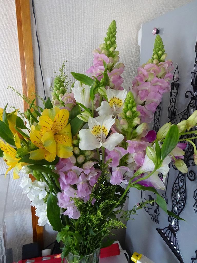 頂き物の花々でうちが華々しく彩る_d0061678_11593713.jpg