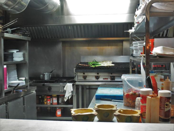 レストラン L\'Antic de Villarroel_b0064411_01003322.jpg