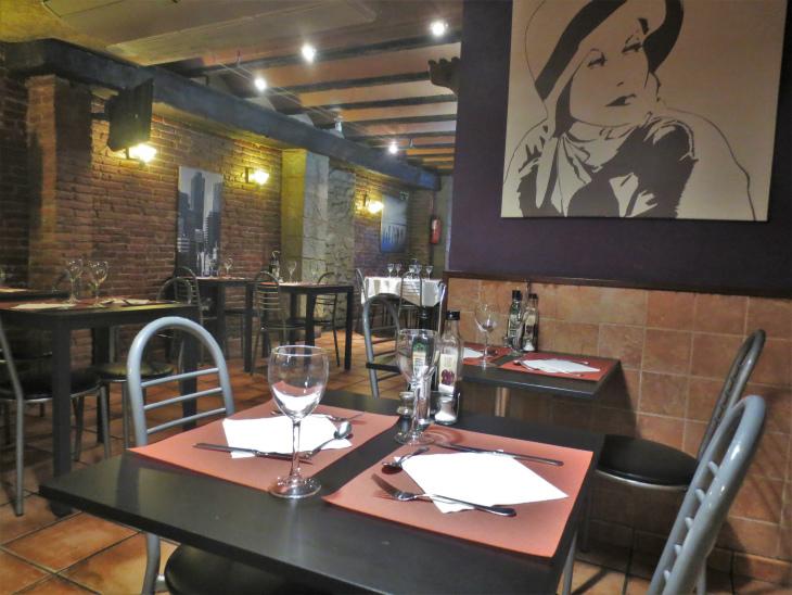 レストラン L\'Antic de Villarroel_b0064411_01003398.jpg
