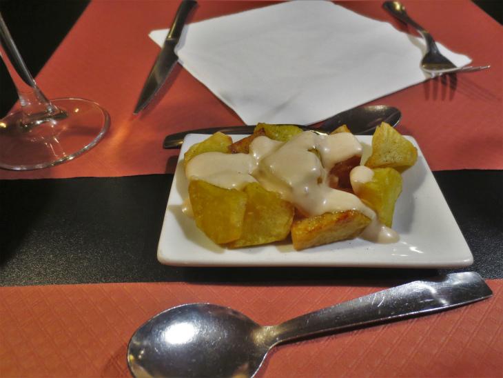 レストラン L\'Antic de Villarroel_b0064411_01003493.jpg