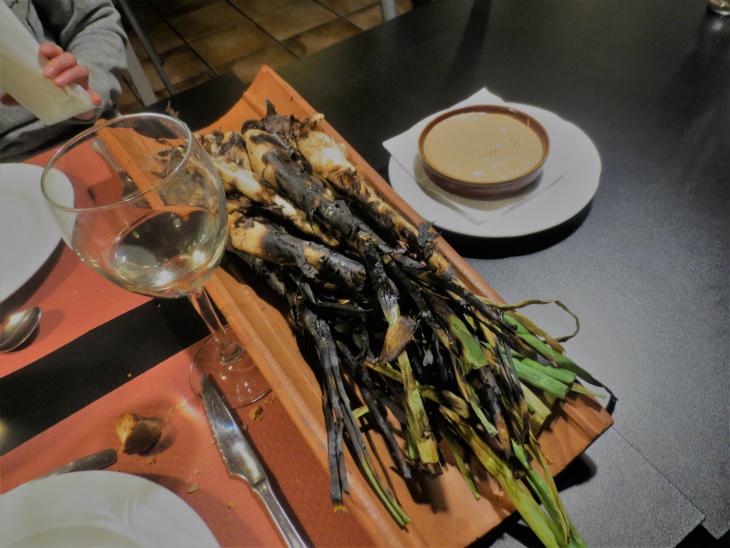 レストラン L\'Antic de Villarroel_b0064411_01003542.jpg