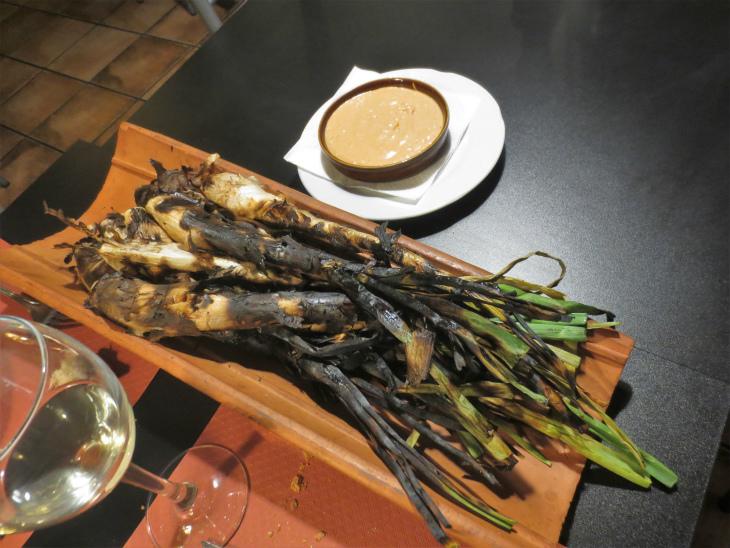 レストラン L\'Antic de Villarroel_b0064411_01201272.jpg