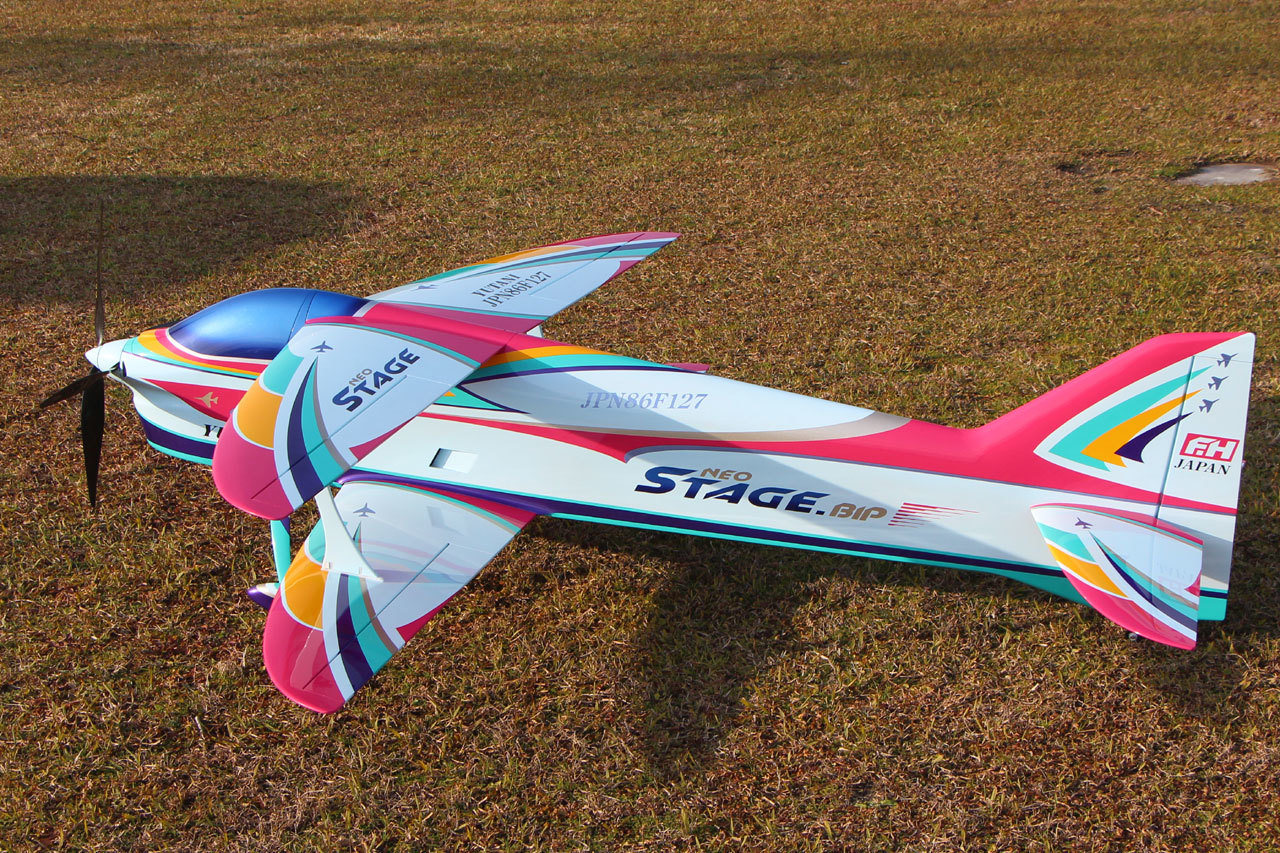 NEO STAGE-BIP - Flight Hobby Blog