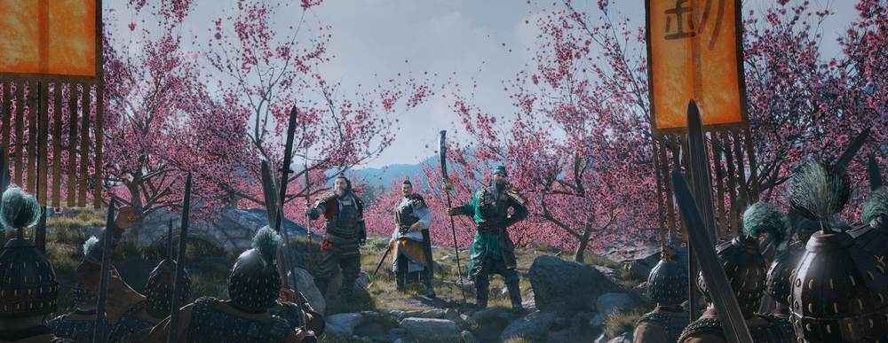 Total War: THREE KINGDOMS - WTFM CLAN 風林火山武部省