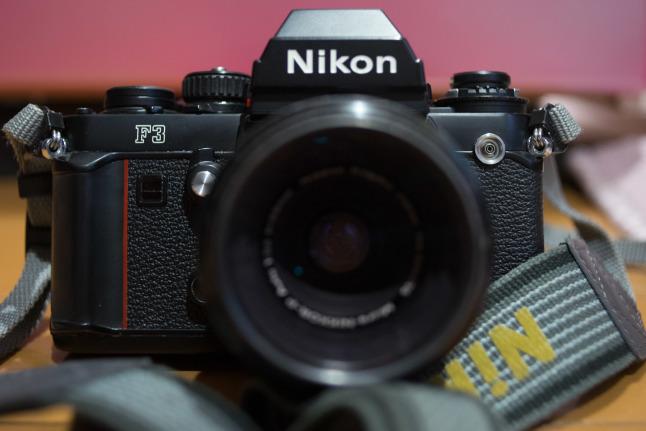 ★超初期ロットの「NIKON F3」が我が家に来てしまった^^;_e0291683_22415445.jpg