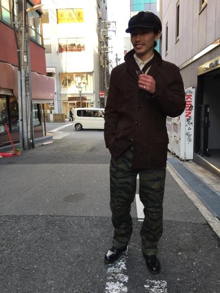 一度は使っておきたい、このパターン! (T.W.神戸店)_c0078587_16245508.jpg