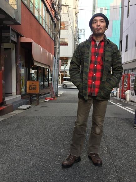 一度は使っておきたい、このパターン! (T.W.神戸店)_c0078587_16274441.jpg