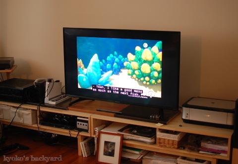 ついにテレビがやってきた_b0253205_07164458.jpg