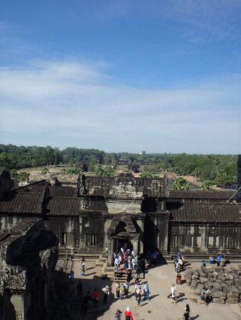 カンボジア~アンコール・ワット&タ・プローム_f0208315_13344732.jpg