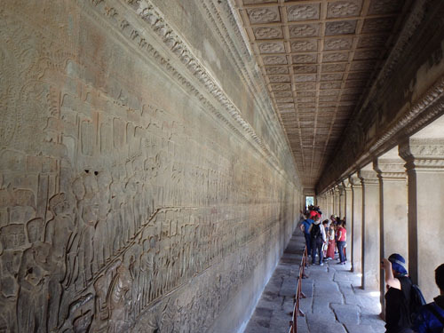 カンボジア~アンコール・ワット&タ・プローム_f0208315_13540518.jpg