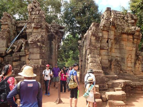 カンボジア~アンコール・ワット&タ・プローム_f0208315_14100647.jpg