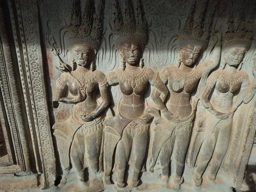 カンボジア~アンコール・ワット&タ・プローム_f0208315_19415065.jpg
