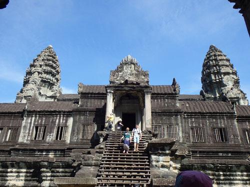 カンボジア~アンコール・ワット&タ・プローム_f0208315_19422867.jpg