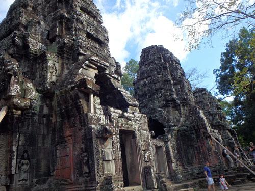カンボジア~アンコール・ワット&タ・プローム_f0208315_20064954.jpg