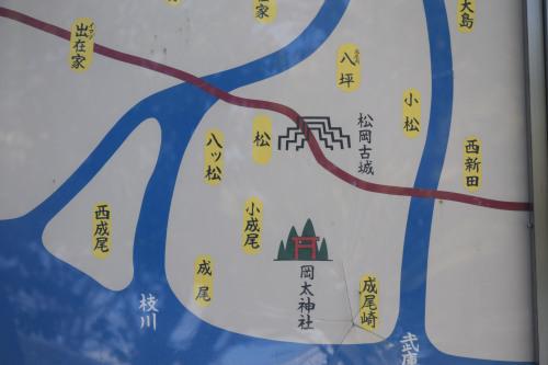 太平記を歩く。 その182 「松岡城跡(勝福寺)」 神戸市須磨区_e0158128_22123738.jpg