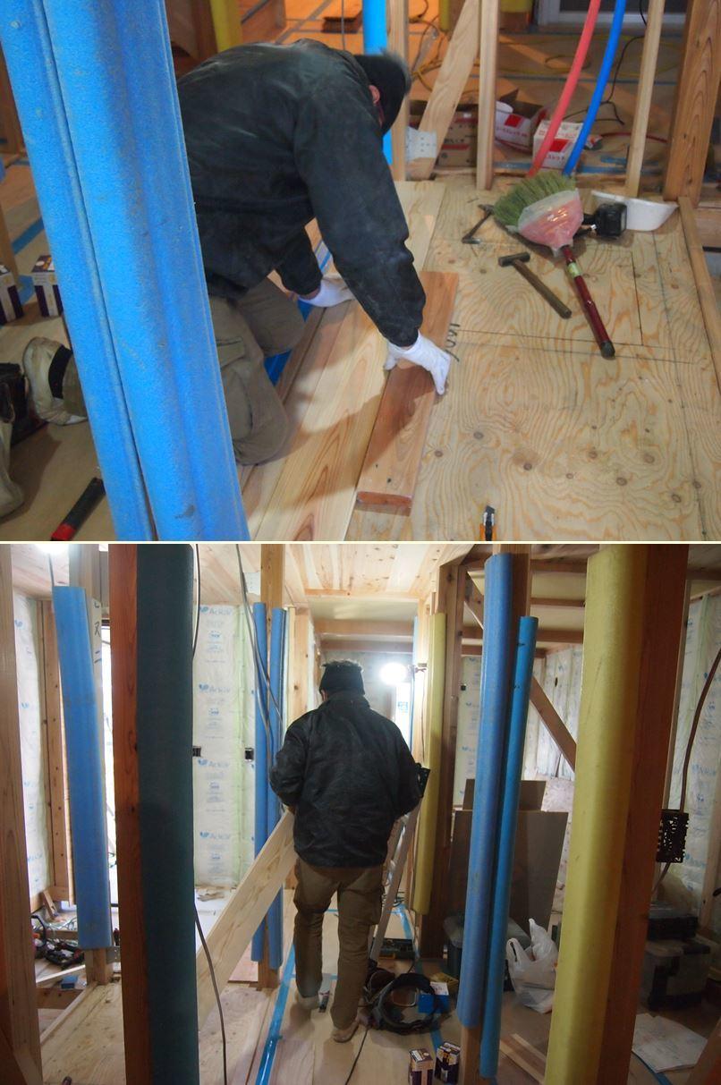 原町田の家☆外壁工事始まりました^^_c0152341_11321884.jpg
