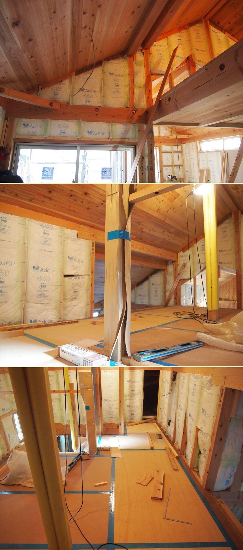 原町田の家☆外壁工事始まりました^^_c0152341_11330318.jpg