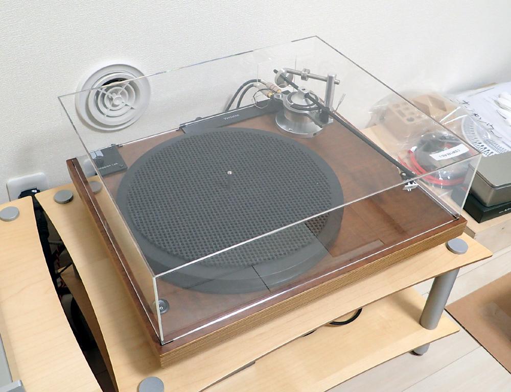 アナログレコードプレイヤーのダストカバー製作 承ります。_b0262449_17362688.jpg