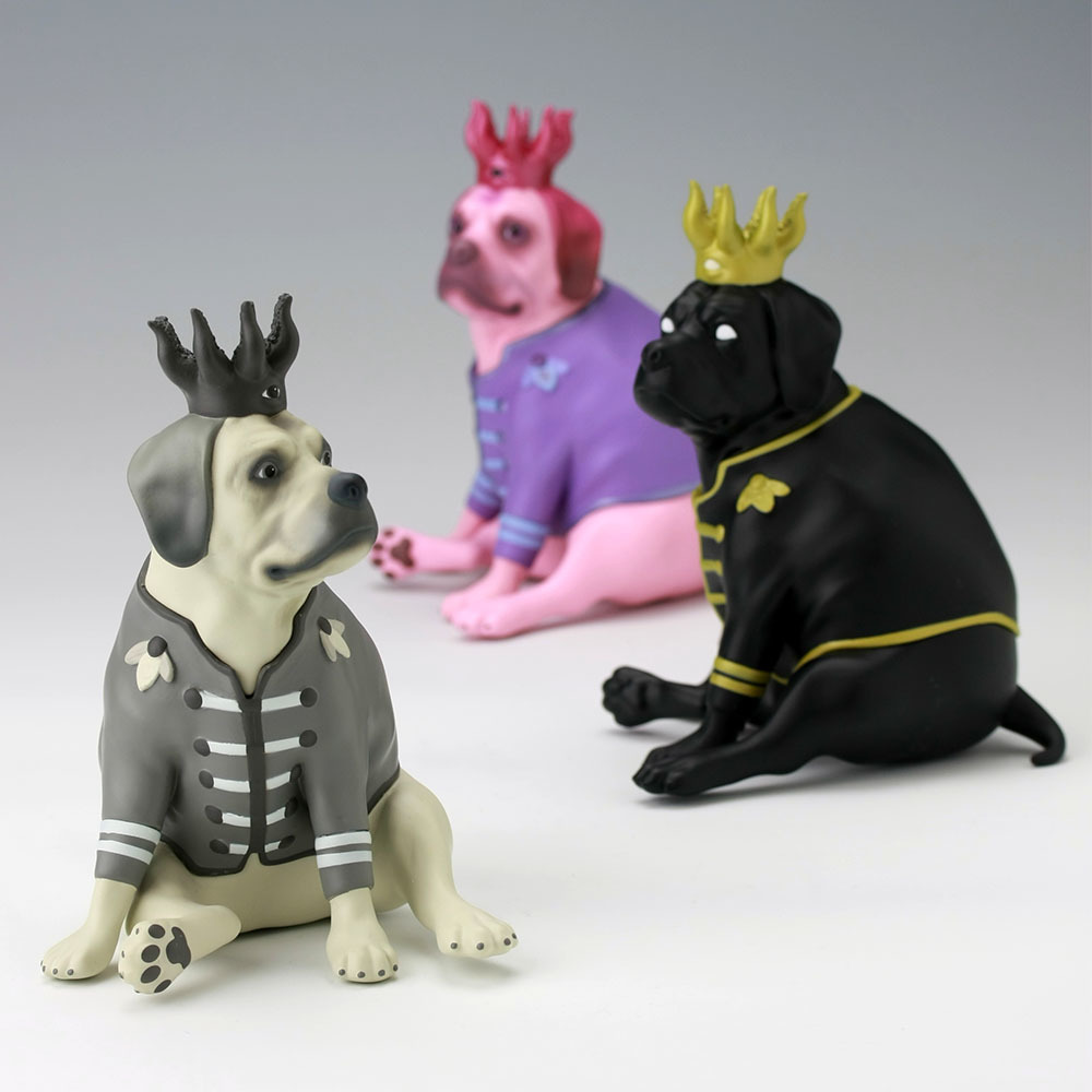 King Gordo Gray, Pink and Black edition by Jim McKenzie_e0118156_21110702.jpg