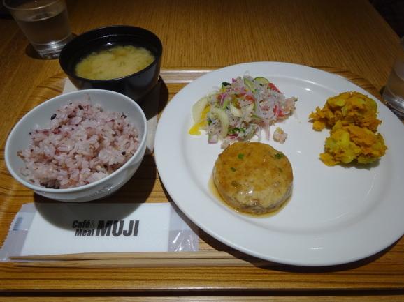 MUJI CAFEでご飯_e0230011_13124427.jpg