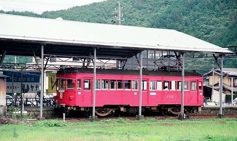 名古屋鉄道揖斐線 本揖斐駅_e0030537_17435508.jpg