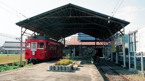 名古屋鉄道揖斐線 本揖斐駅_e0030537_17435589.jpg