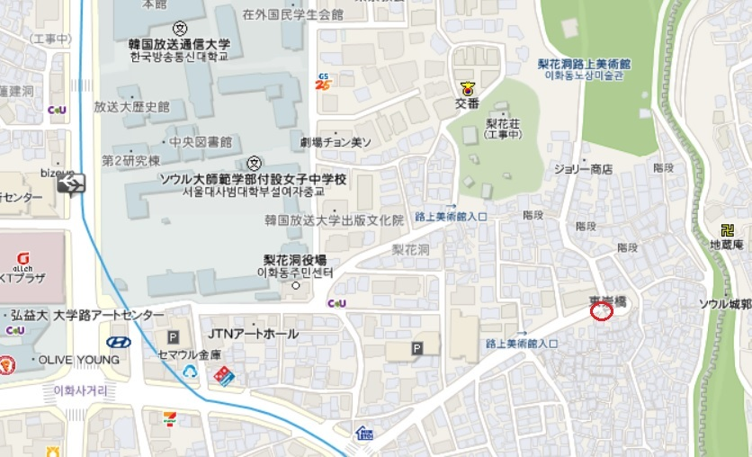 トゥー・カップス巡り⑭ 東崇橋_f0378683_22424497.jpg