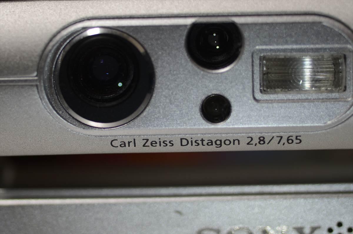 ひと昔前のデジカメ Cyber-shot DSC-F77_f0159784_16550375.jpg