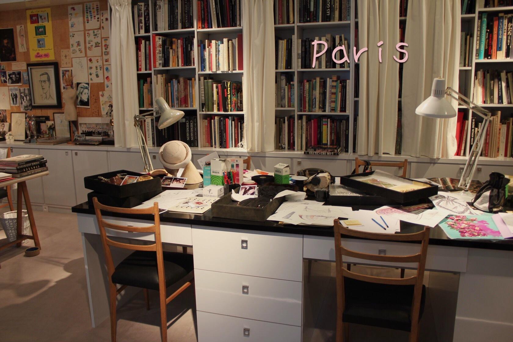 パリの旅日記!待望のイブ・サン・ローラン美術館(୨୧ᵕ̤ᴗᵕ̤)_a0213806_22575923.jpeg