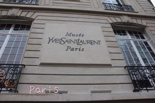パリの旅日記!待望のイブ・サン・ローラン美術館(୨୧ᵕ̤ᴗᵕ̤)_a0213806_23155374.jpeg