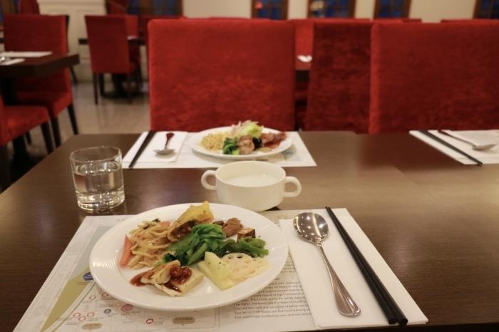 【ホテル朝食】台湾旅行 - 5 -_f0348831_09011841.jpg