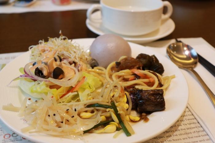 【ホテル朝食】台湾旅行 - 5 -_f0348831_09014704.jpg